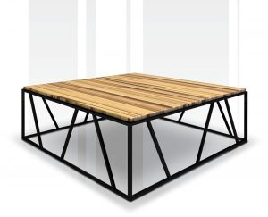 Seatware Haus Tables Cage