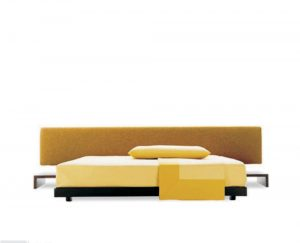 Seatware Haus Bedframes citron