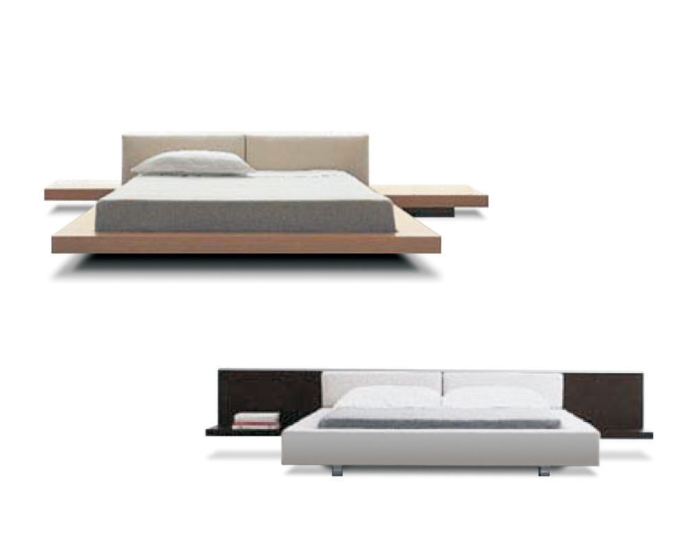 Seatware Haus Bedframes dove