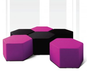 Seatware Haus Baybeds hexagon