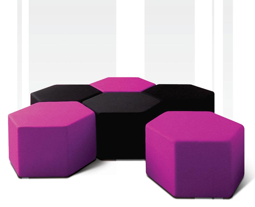 Seatware Haus Baybeds hexagon
