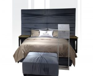 Seatware Haus Bedframes pleated